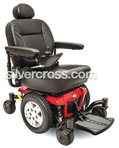 Pride Jazzy 600 | Mobility Scooter Types | Silver Cross