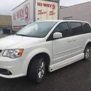 2012 VMI Side Entry for Dodge Grand Caravan RT | Silver Cross Wheelchair Vans