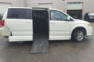 2012 VMI Side Entry for Dodge Grand Caravan R/T | Silver Cross Auto