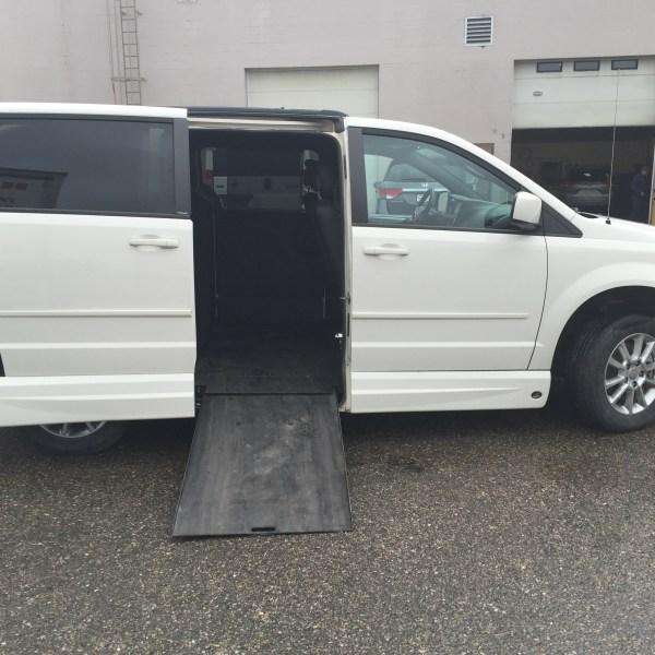 2012 VMI Side Entry for Dodge Grand Caravan R/T | Silver Cross Auto
