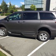 2016 Braun Side Entry for Toyota Sienna LE | Silver Cross Automotive
