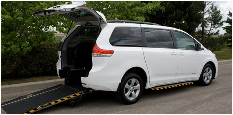Savaria Toyota Sienna | Silver Cross Automotive