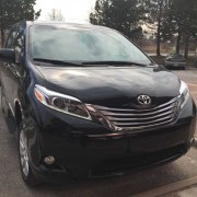 2017 VMI Side Entry for Toyota Sienna XLE