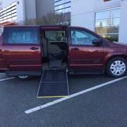 2017 Savaria Dodge Grand Caravan CVP | Wheelchair Vans Canada