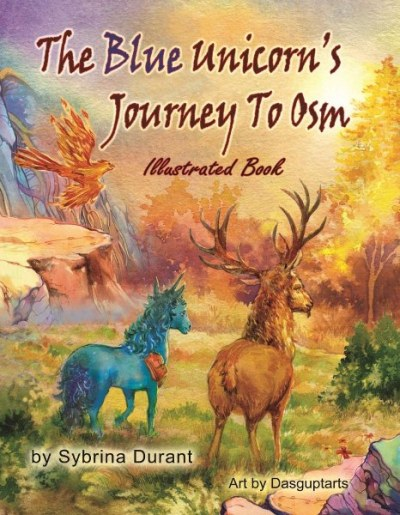 $50 Amazon Gift Card Giveaway & The Blue Unicorn's Journey to Osm Book Tour Ends 8/12