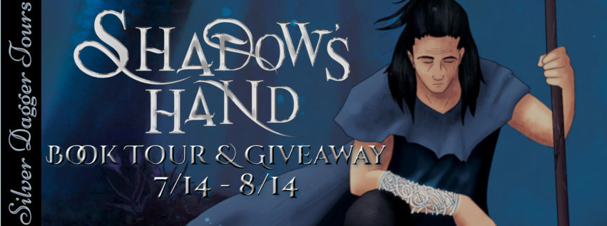 Noelle's Favorite Reads Giveaway & Shadow's Hand Book Tour ends 8/14