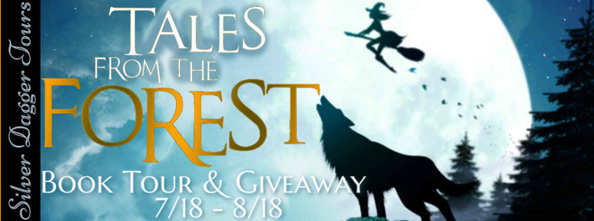 3 x $10 Amazon Gift Cards Giveaway & Tales From the Forest Book Tour Ends 8/18