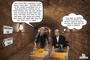 Bernanke-Dimon-Fed-Tunnel