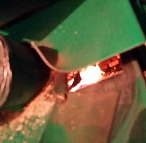 pelletsbrännaren