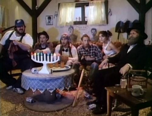 Hillbilly Hanukkah