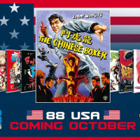 88 Films are releasing Shaw Brothers films in the US!