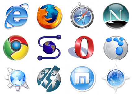 web browser problems