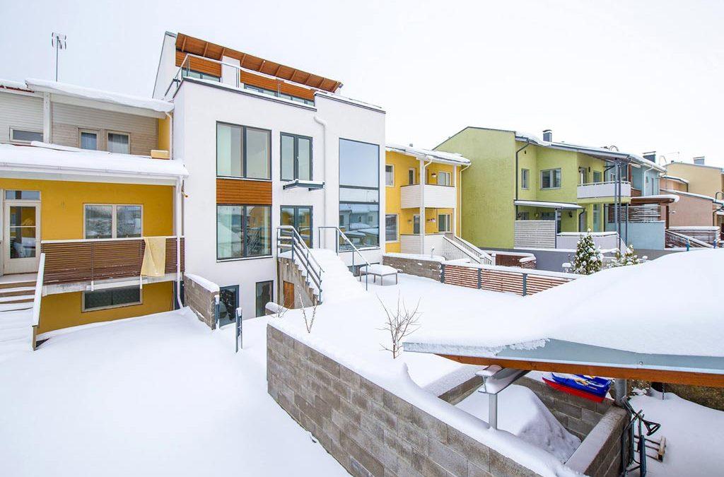 Villa Snö, Tampere, Helmikuu
