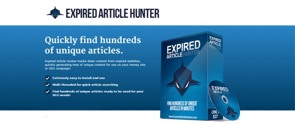 Download Expired Article Hunter 2.0.0.6 for Free