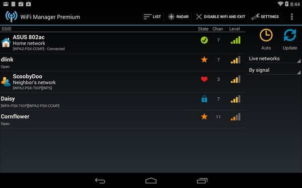 Download WiFi-Manager 6.0 APK For Android Free