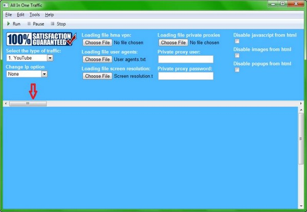 Free Download All In One Traffic Bot Latest Full Cracked Version