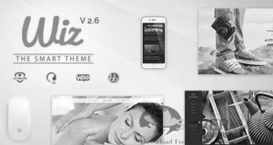 Wiz - WordPress The Smart Multi-Purpose Theme