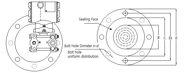 Capacitive Level Sensor, Pressure Level Sensor