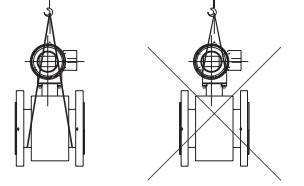 magnetic flow meter installation? vertical or horizontal
