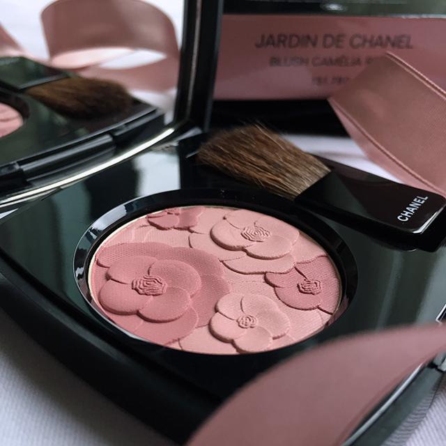 Chanel Jardin de Chanel Blush Camelia Rose