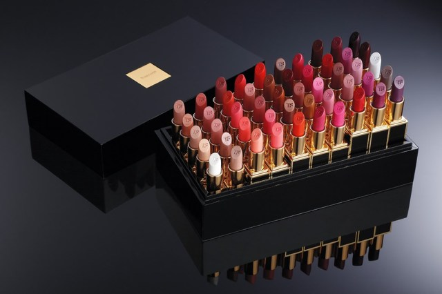 Tom ford lips and boys full collection