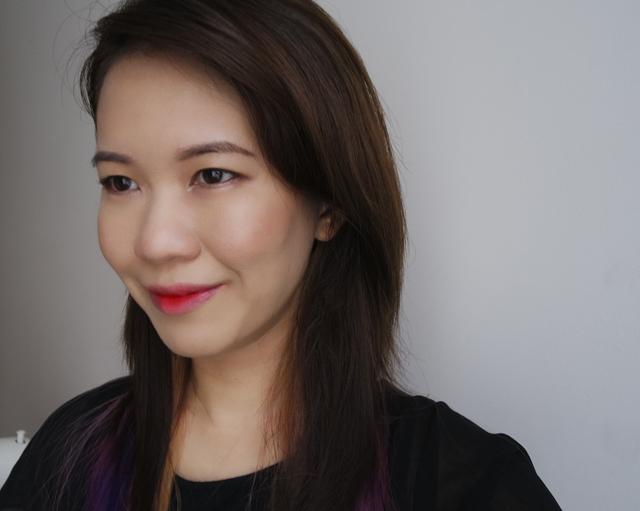 Chanel Golden Sun Joues Contraste blush makeup look