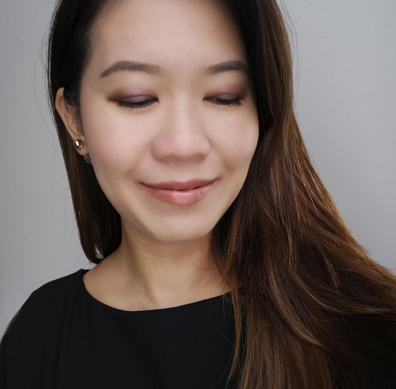 RMK Color Change Spring 2017 makeup look