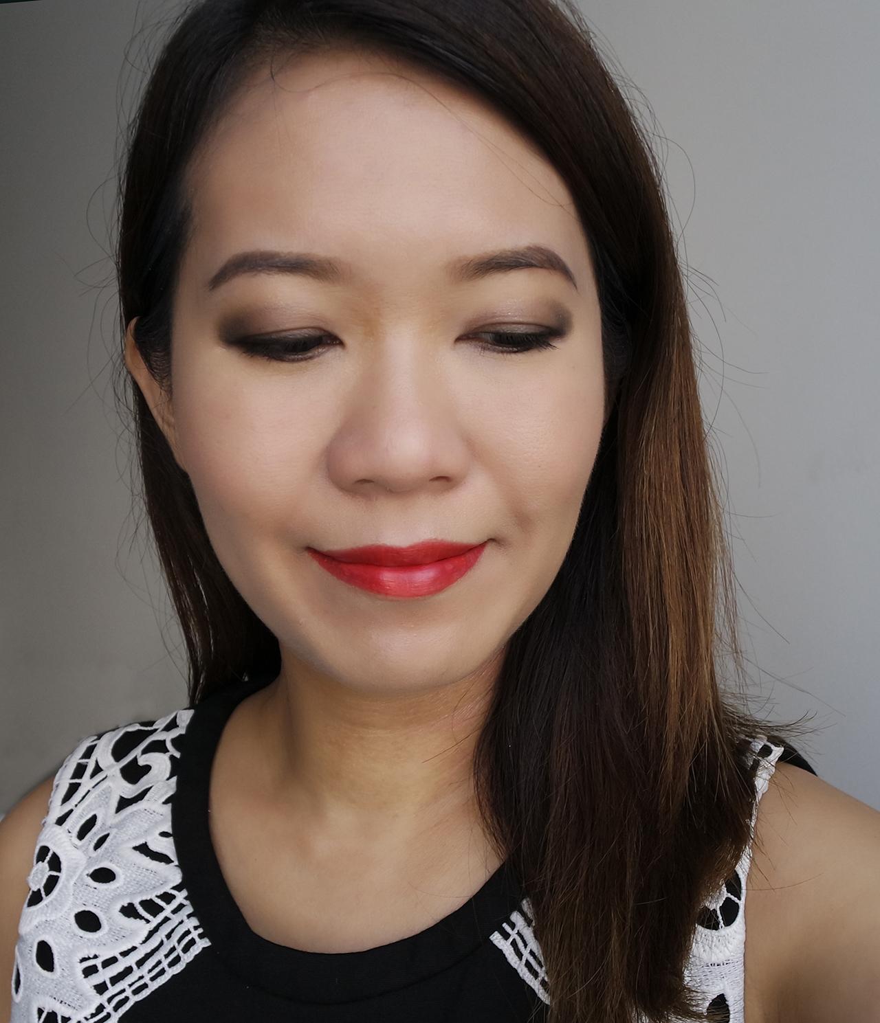 Chanel Les Beiges makeup look
