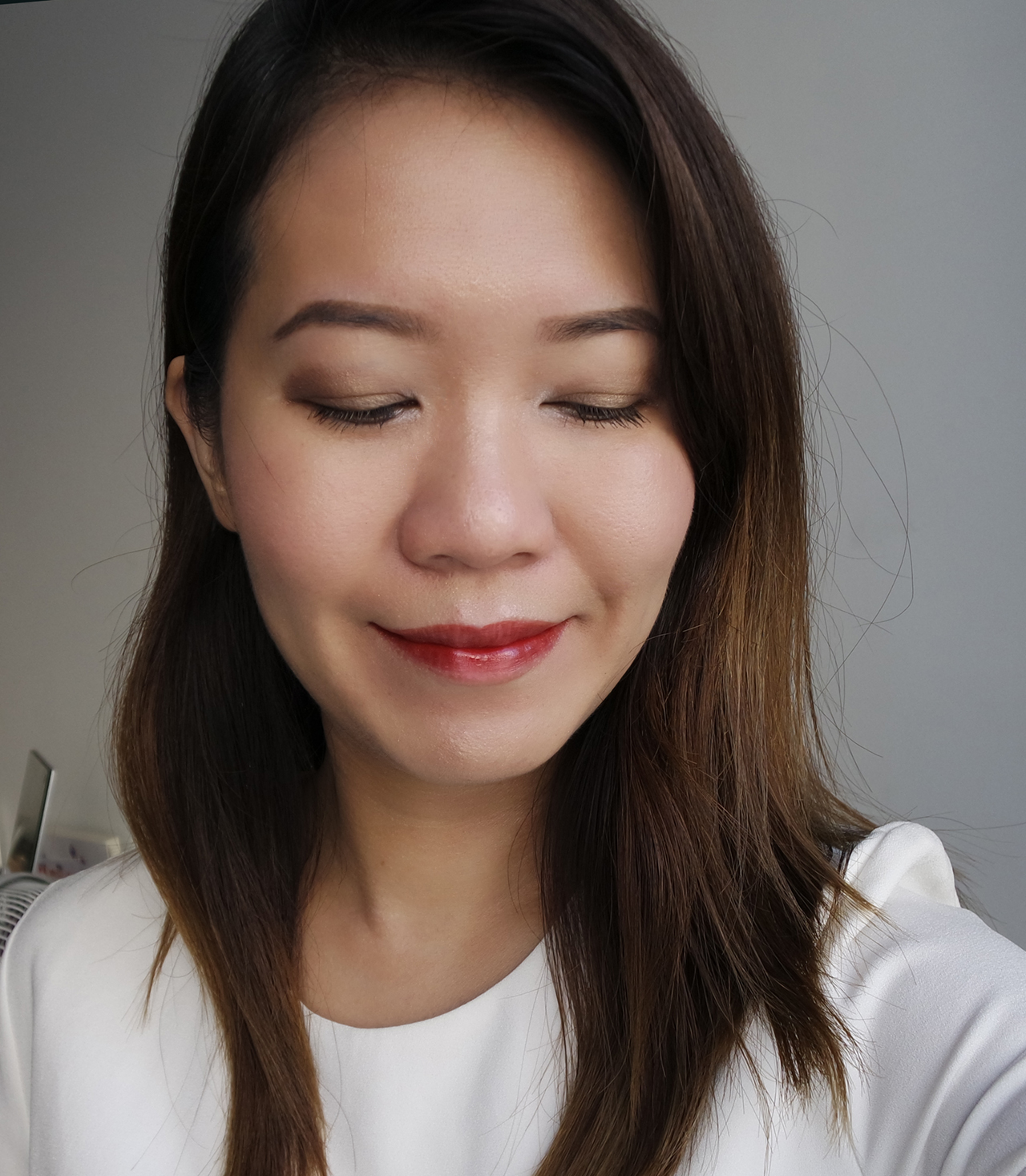 Zoeva The Basic Moment makeup look
