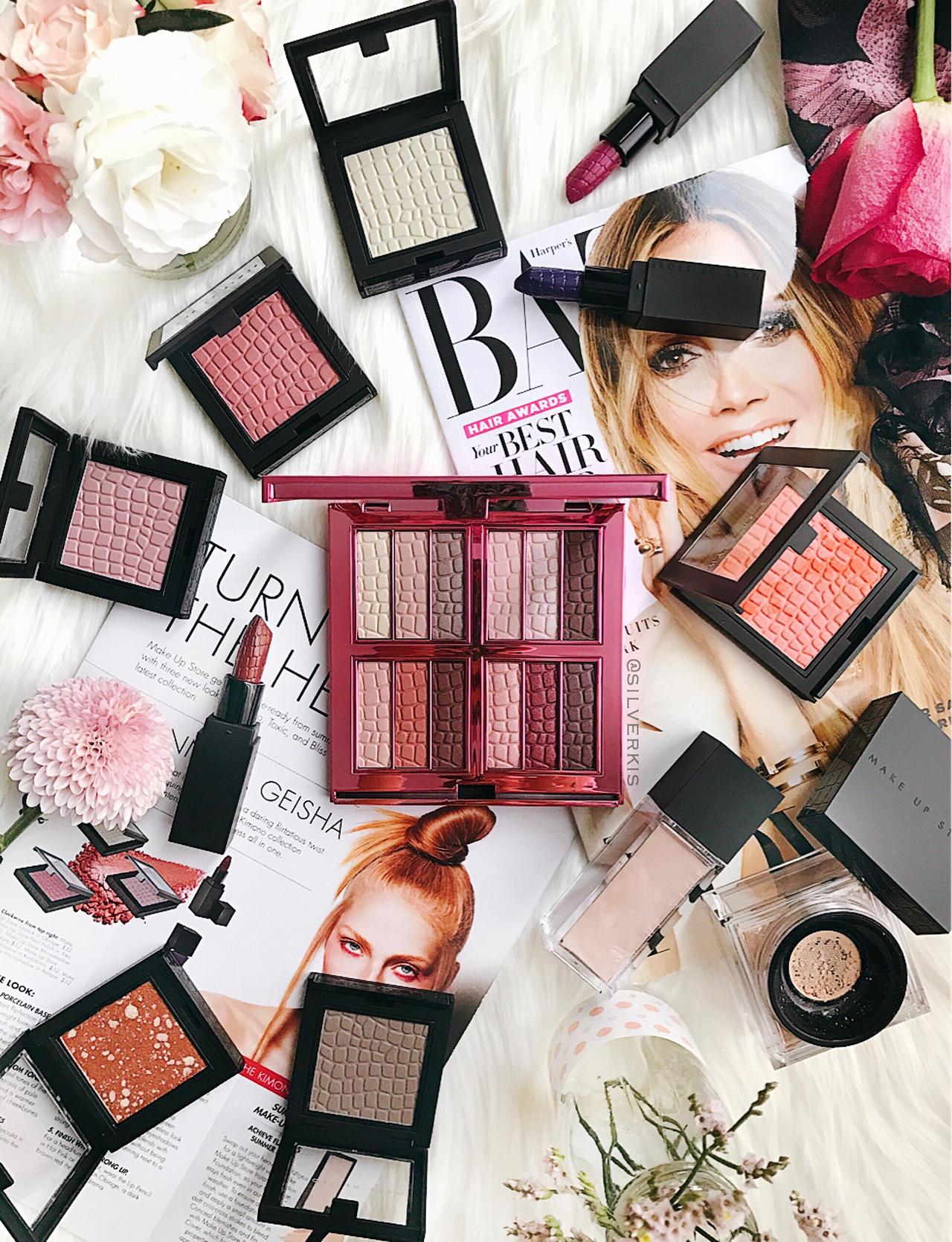 Make Up Store Summer 2017 Makeup