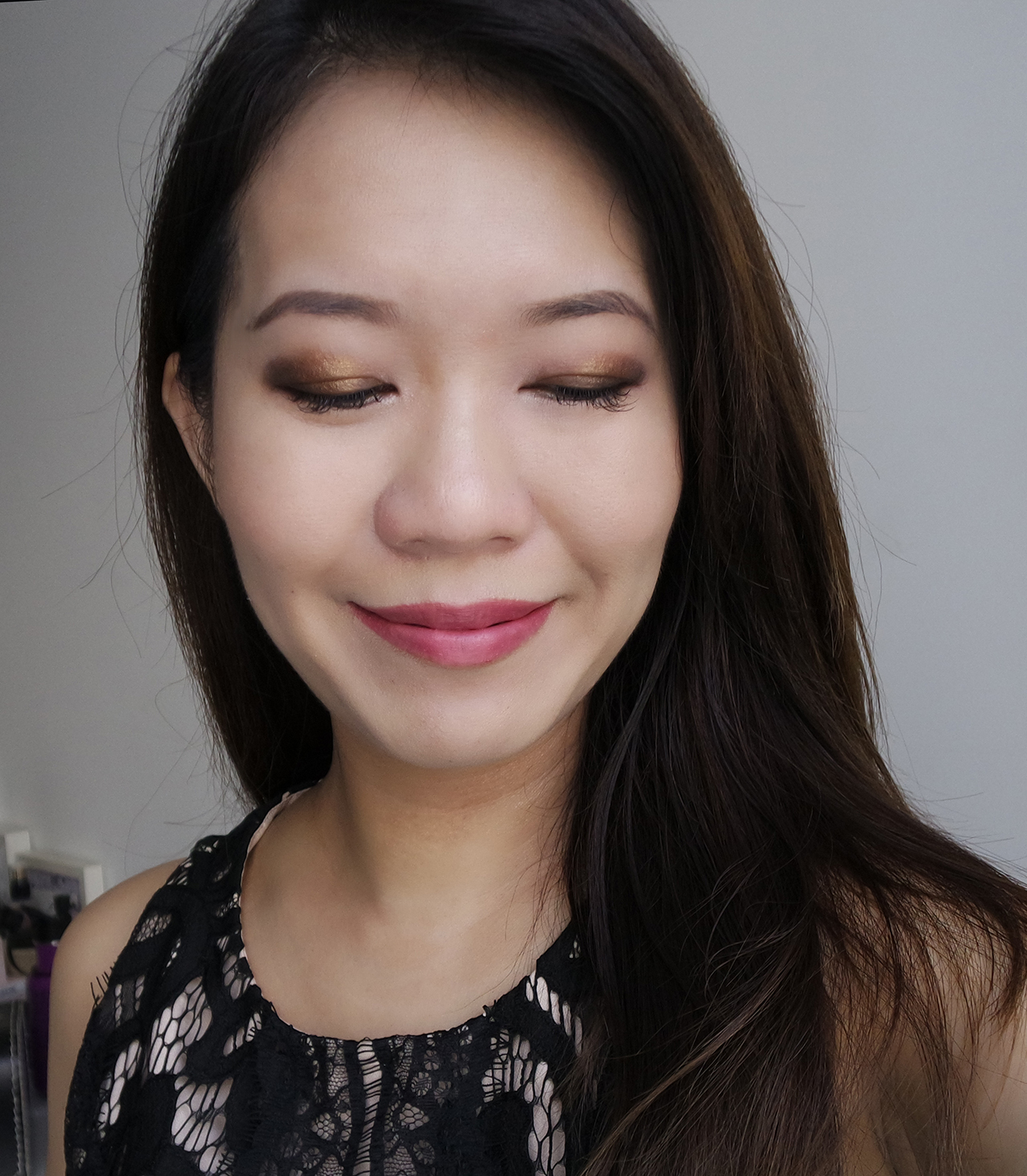 Marc Jacobs Eye-conic Multi-finish Eye Palette Glambition makeup look