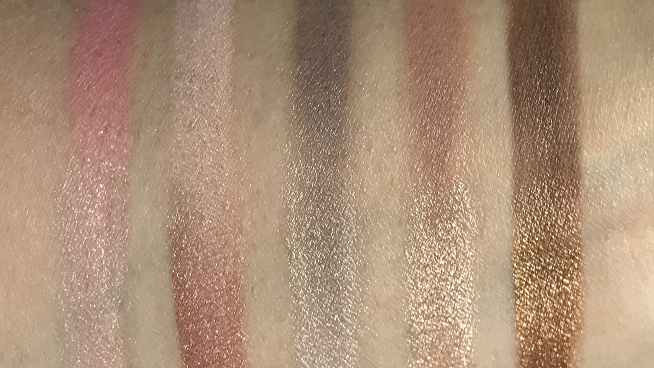 By Terry Game Lighter Palette Pixie Nude swatches