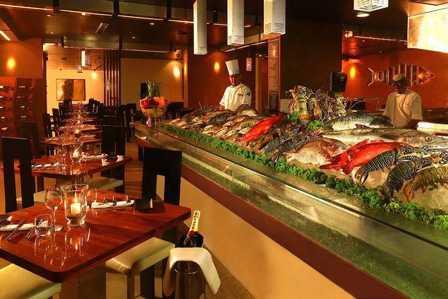 Seafood Restaurants South San Francisco