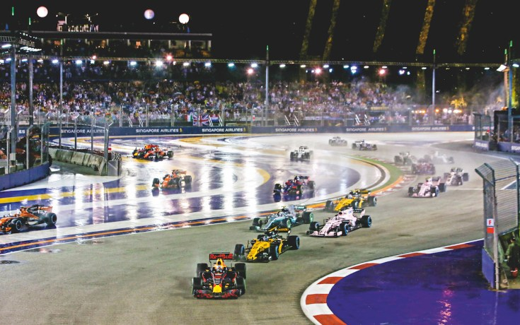Image result for f1 singapore