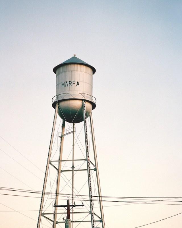 Marfa Texas Silverkris