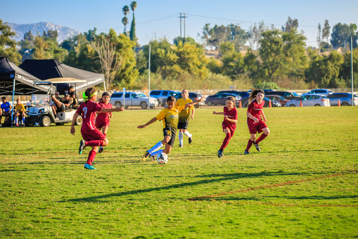 Thanksgiving Showcase 2017 Recap 4 - SilverLakesTournaments.com