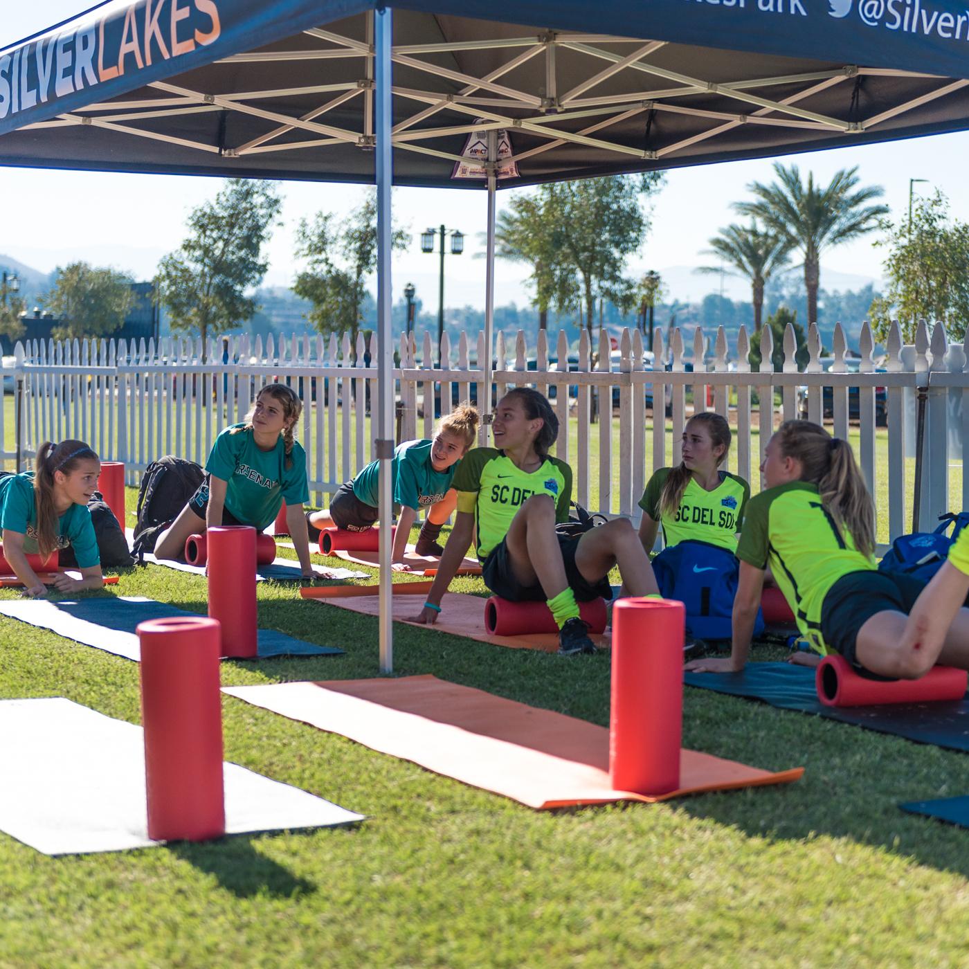 The Players Lounge+ - SilverlakesTournament.com