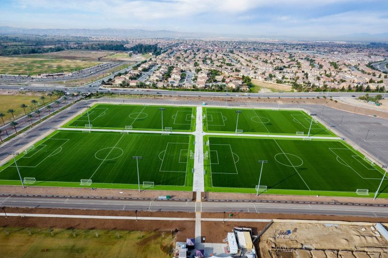 Synthetic Fields - SilverLakesTournaments.com