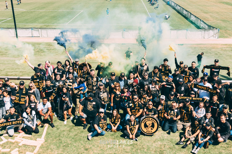 LAFC vs DC United Watch Party