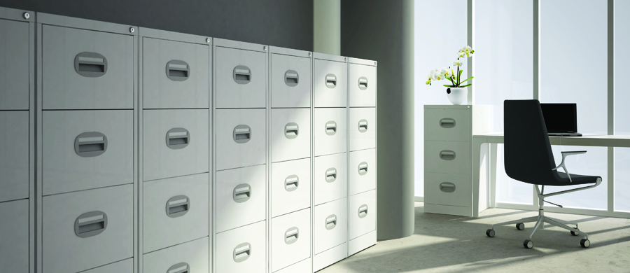 Silverline Office Equipment  kontrax filing cabinets