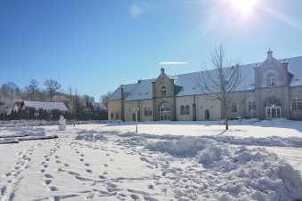Pałac Brunów – pomysł na ferie zimowe
