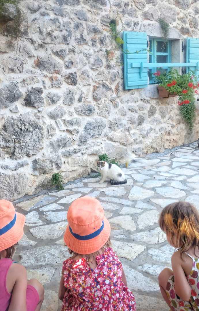 wakacje z dziećmi w Chorwacji