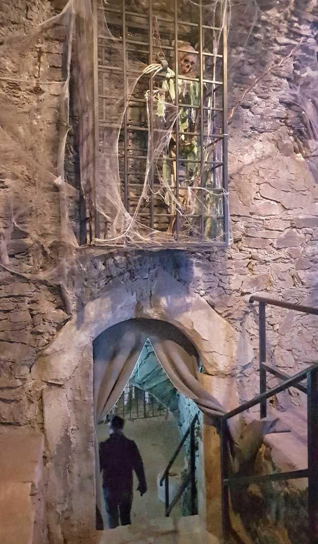 zamek czocha sala tortur