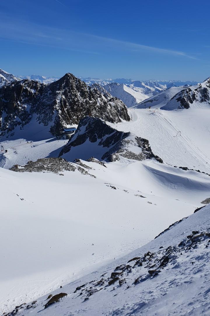 Narty w Austri, Stubaier Gletscher