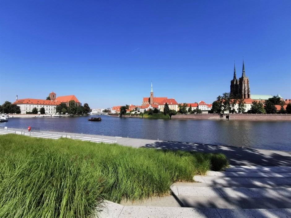 Bulwar Xawerego Dunikowskiego, Wrocław