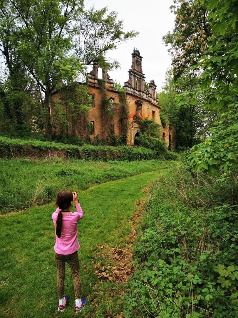 Zamki i Pałace Dolny Śląsk, Siedlimowice