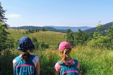 Góry z dziećmi: 4 rodzinne szlaki w Sudetach Wschodnich
