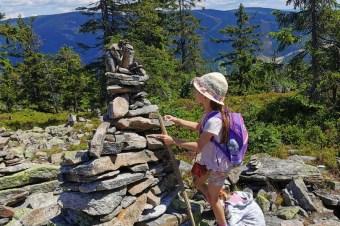 Trójmorski Wierch – pomysł na weekend w górach (Sudety)