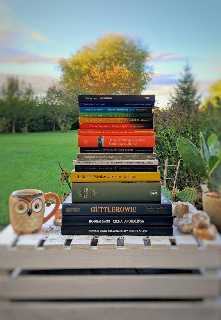SilverMint blog książki o Dolnym Śląsku