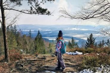 Góry Stołowe: najładniejszy szlak, i to nie na Szczeliniec!